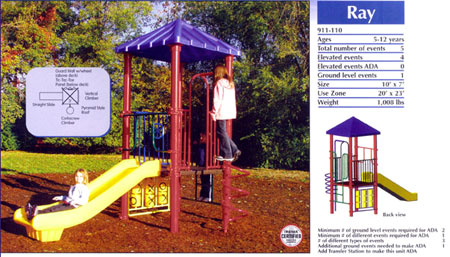 Commercial Playground Equipment Baltimore Maryland