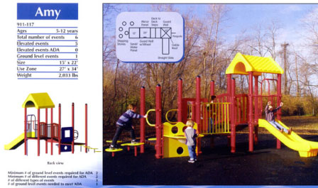 Commercial Playgrounds Baltimore Maryland