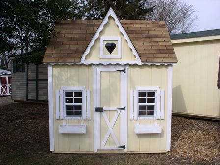 Rockland Childrens Playhouse Delivery Maryland