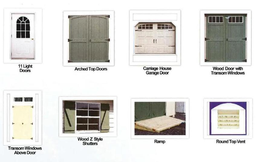 Shed Options Maryland